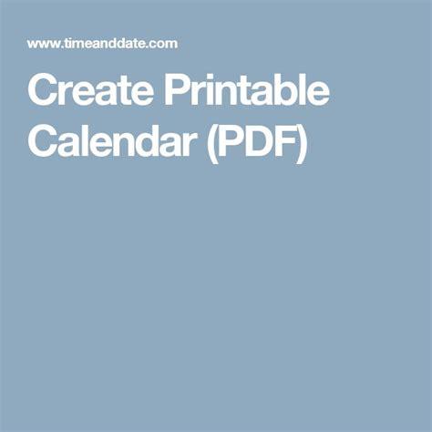 make calendar pdf 11 best images about printable calendars on