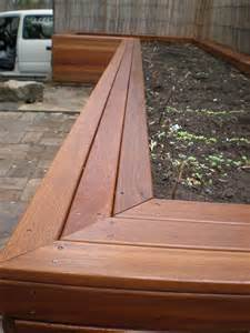 Simple Wooden Garden Bench Plans by Masterworklandscapes Masterwork Landscapes