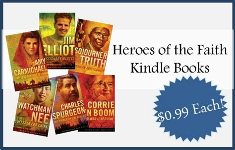 sales on heroes book 2 books heroes of the faith 0 99 kindle books
