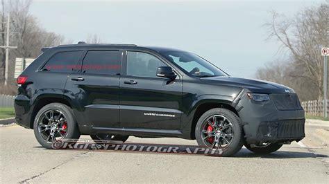 2016 Jeep Grand Srt by 2016 Jeep Grand Srt Trackhawk By Kgp
