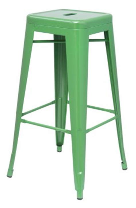 Green Metal Counter Stools by Metropolis Metal Counter Stool