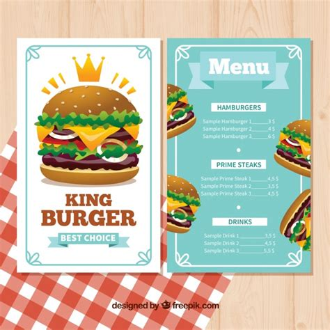 burger menu template hamburger vectors photos and psd files free