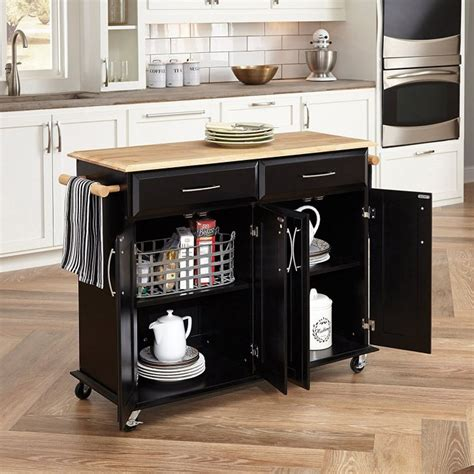 mobile kitchen island butcher block suitable mobile kitchen island designs for kitchen backup storage ideas kitchen