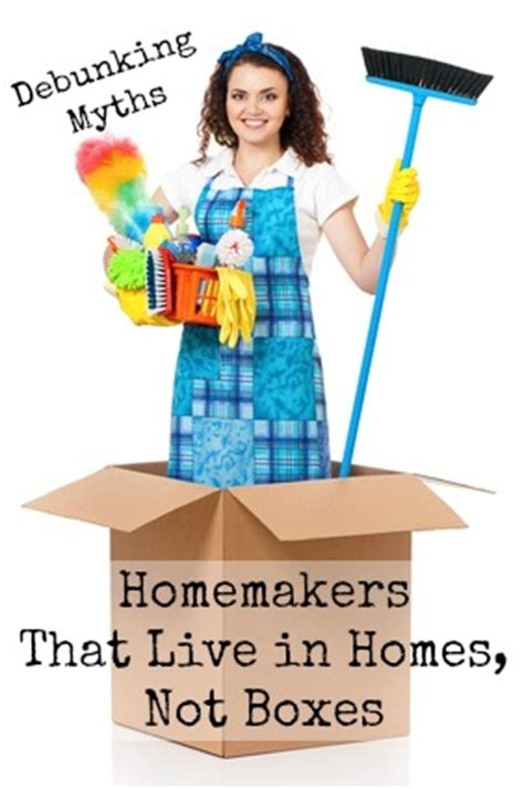 homemakers that live in homes not boxes debunking myths
