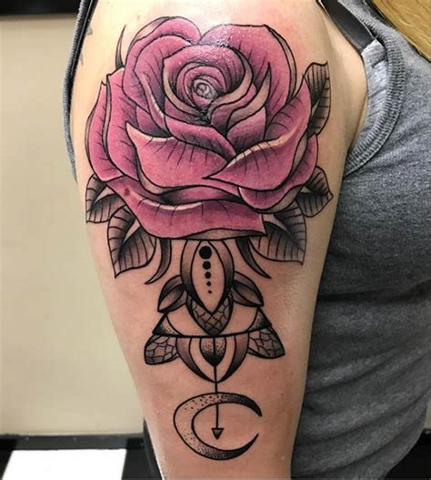 beautiful rose tattoo tattoos design ideas 32 best and attractive
