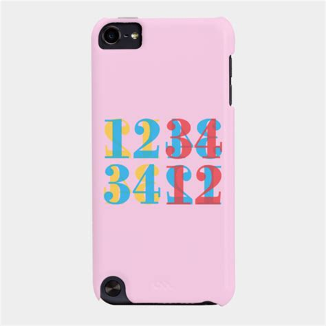 design by humans phone number number 1234 phone case by meisuseno design by humans