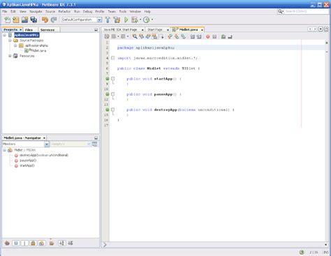 membuat file java menjadi exe tutorial aplikasi ard y blog cara membuat aplikasi java untuk hp netbeans