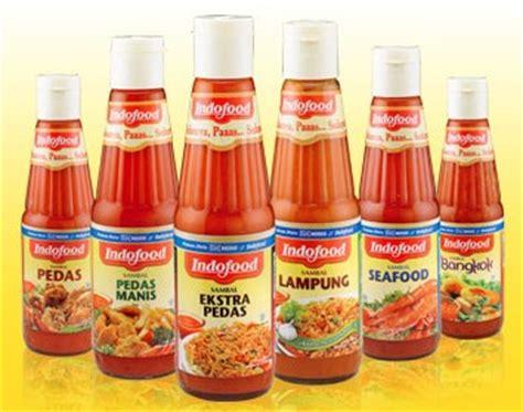 Delmonte Sambal 140ml indofood chili sauces citra sukses international