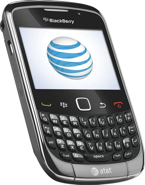 blackberry 9300 curve 3g wifi bluetooth phone att