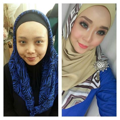 Makeup Tunang nana bridal make up tunang makeup