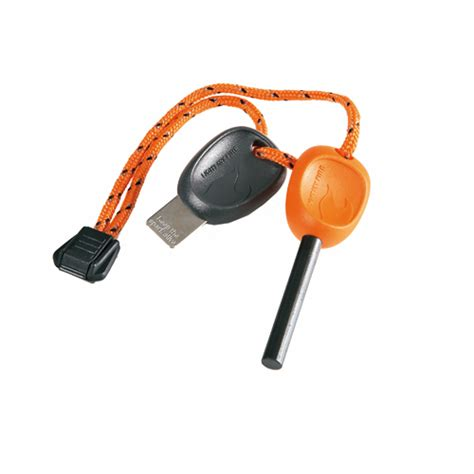 Light Firesteel by Light Swedish Firesteel Army 2 0 Orange S Fsar2