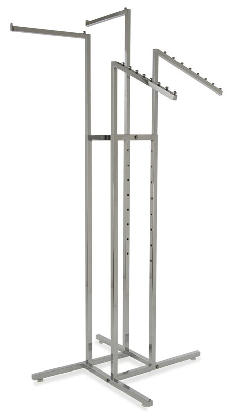 4 Arm Clothing Rack by 4 Arm Racks American Hanger Fixture
