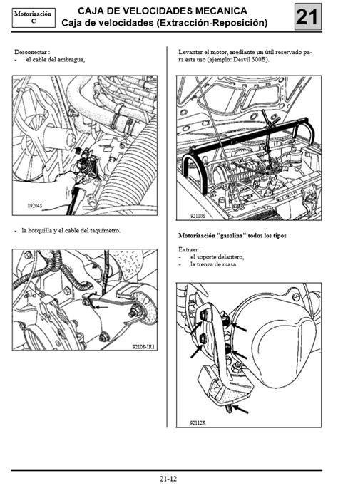 Descargar Manual de taller Renault 19 - ZOFTI ¡Descargas