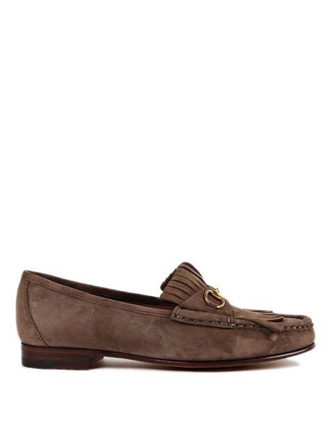 fringed loafers suede fringed loafers by gucci loafers slippers ikrix