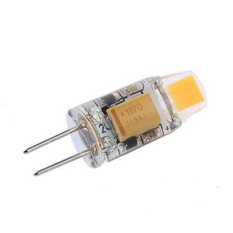 led gu4 g4 gu4 halogeen vervanger 1w led l yarled 12v ac dc