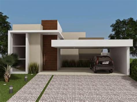 cocheras abiertas modernas fachadas de casas con cochera techada abierta