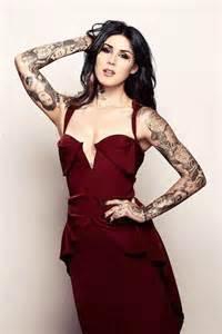 happy birthday to tattoo artist kat von d people magazine