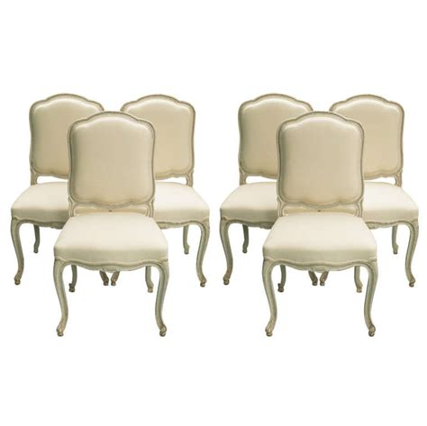 Louis Xv Dining Chairs Louis Xv Style Dining Chairs At 1stdibs