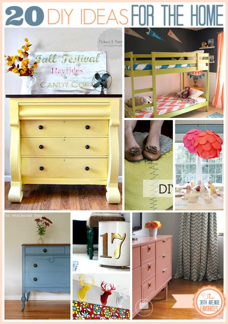 20 diy home projects the 36th avenue