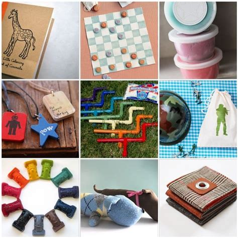 Handmade Gift Ideas For Boys - 10 diy gifts for boys gifts