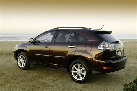 how to fix cars 2009 lexus rx on board diagnostic system 2009 lexus rx 350 overview cars com