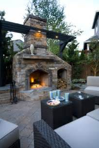 fireplace and patio patio and fireplace amazing house design