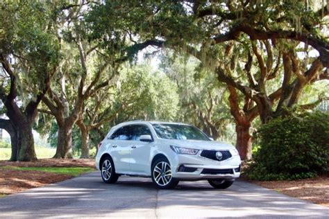 Acura Golf Clubs 2017 Acura Mdx Sport Hybrid Review