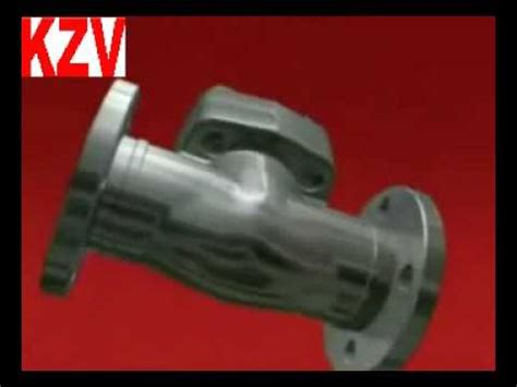swing check valve animation forged steel flange welding swing check valve wmv youtube