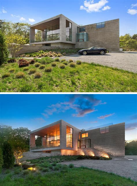 House Uplighting by 17 Inspiring Exles Of Exterior Uplighting On Houses