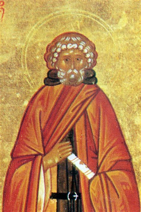 St Mosse venerable moses the of scete orthodox church in america