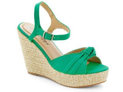 colorful wedge sandals must haves 7 colorful wedge sandals for green