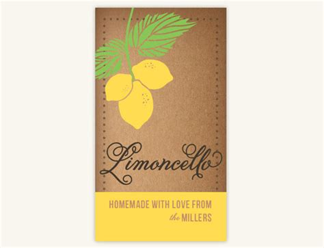 printable limoncello tags image gallery limoncello labels