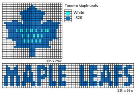 knitting pattern for toronto maple leafs toronto maple leafs by cdbvulpix deviantart on