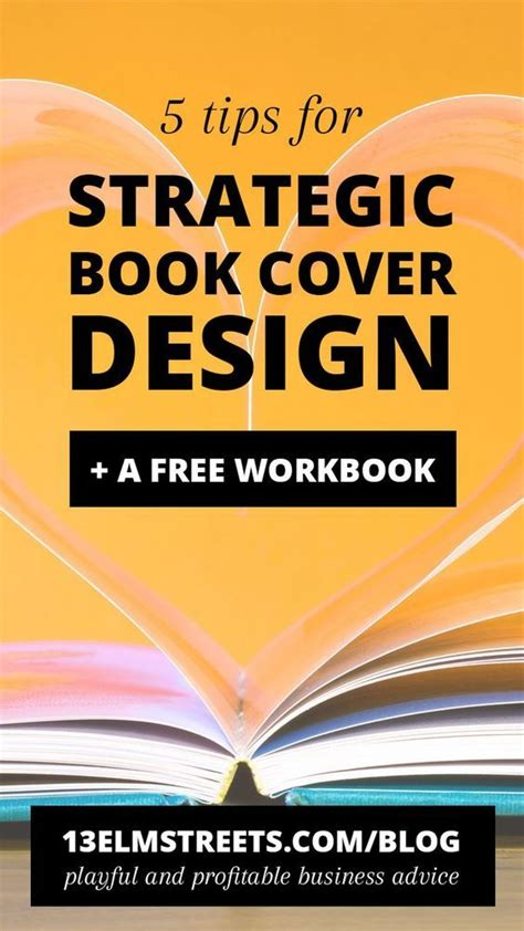 cover design tips 5 tips for strategic book cover design plus a free
