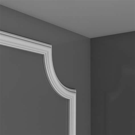 stuckleisten wand step coving ceiling 120mm x wall 120mm c3106 covingshop
