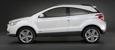 chevrolet gpix crossover coupe concept  hd