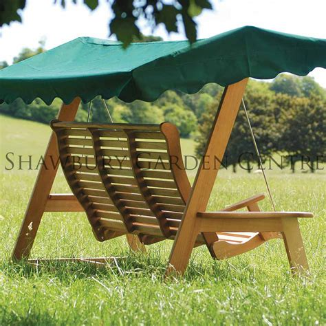 garden swing seat with canopy alexander rose mahogany garden swing seat with canopy