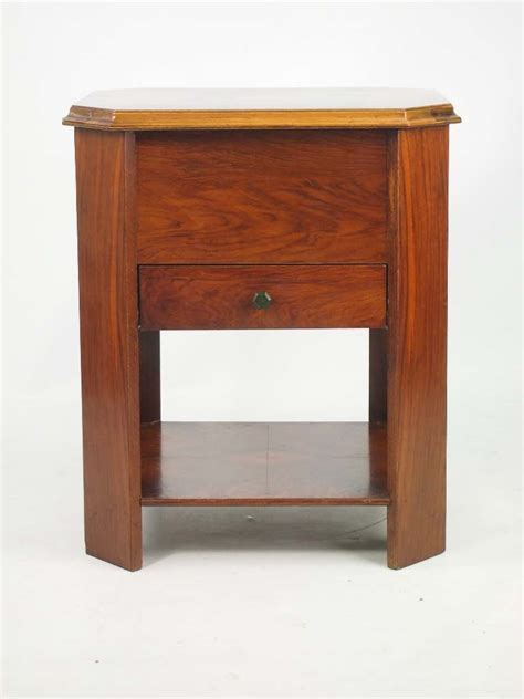 deco table deco walnut sewing table coffee table