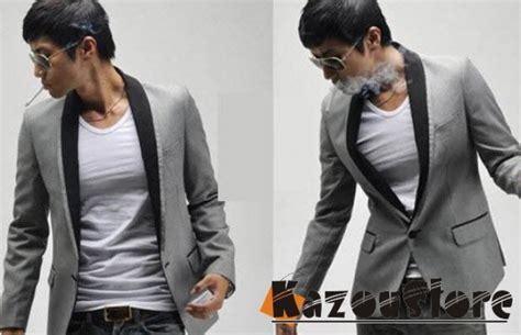 Blazer Blazer Kotak Blazer Murah Baju Murah 1 model baju one ok rock detil produk blazer pria njs08 kazoustore