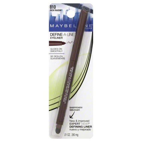 Eyeliner Maybelline New York upc 041554009095 maybelline new york define a line eye