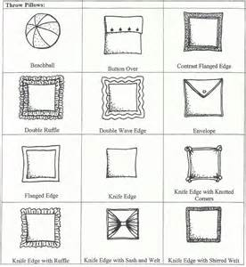 types of bed pillows 217 best images about good to know measurements on