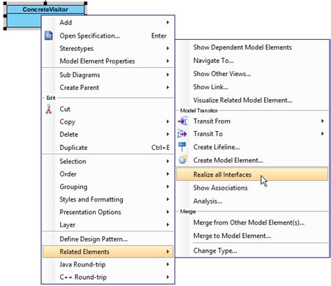 visitor pattern tutorial visitor pattern tutorial
