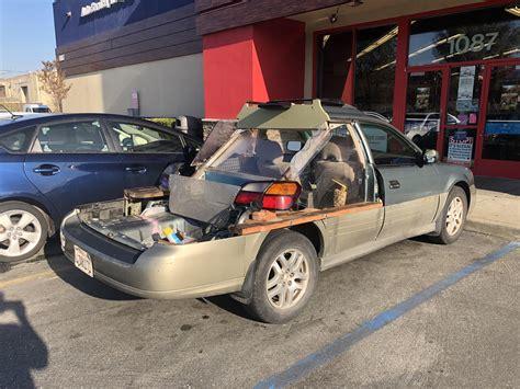 2020 Subaru Baja by The 2020 Baja Subaru
