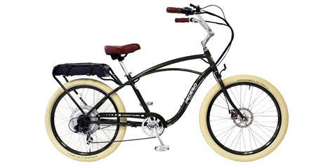 Pedego Comfort Cruiser Review by Pedego Classic Comfort Cruiser Review Electric Bike