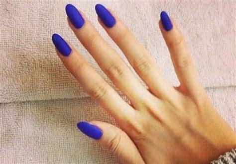 imagenes de uñas pintadas en azul ideas para decoracion de u 241 as en azul decoracionpara com