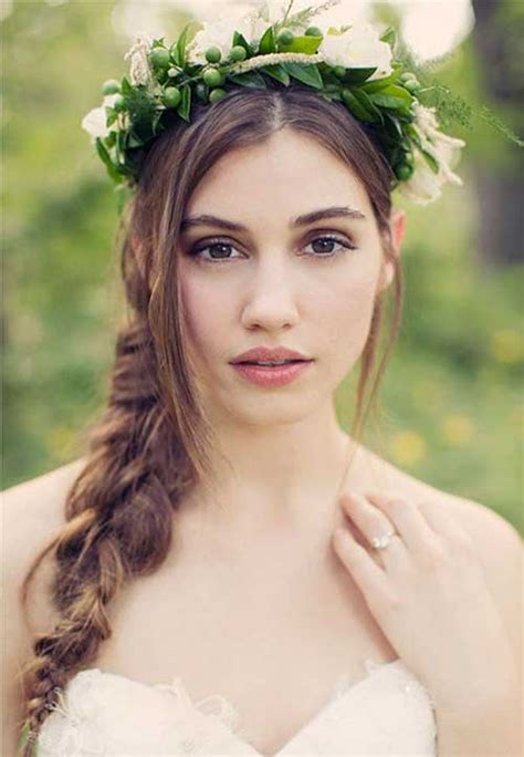 Wedding Hairstyles With Side Braids by 26 Braids For Wedding Hairstyles Hairstyles