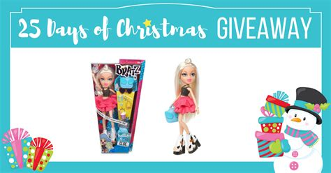 Enter To Win Christmas Money - enter to win a bratz doll frugal finds during naptime