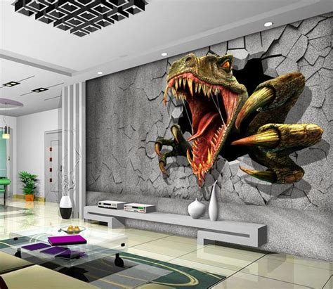 jurassic park bedroom the 25 best 3d wall murals ideas on pinterest wall