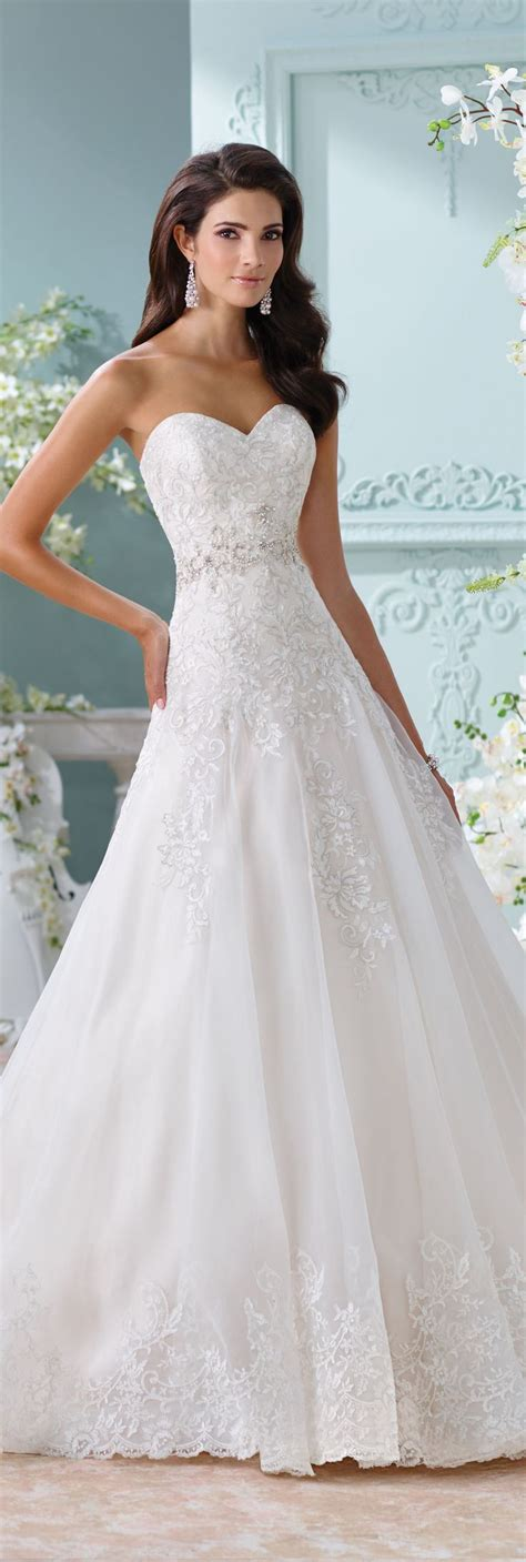Strapless Wedding Dress by 1000 Ideas About Strapless Dress Hair On