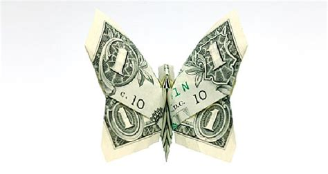 Paper Money Folding - origami is amazing the traditional japanese or